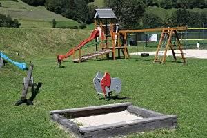 Sumsi - Spielplatz in Wald im Pinzgau, copyright: Diana