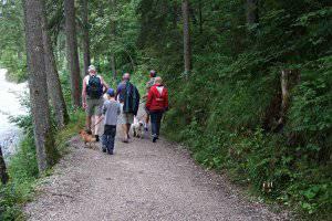 Wanderung Damüls Bregenzerwald (c) PB