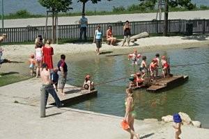 Wasserspielplatz Donauinsel (c) PB