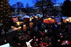 Weihnachtsdorf im Alten AKH © MAGMAG Events & Promotion GmbH