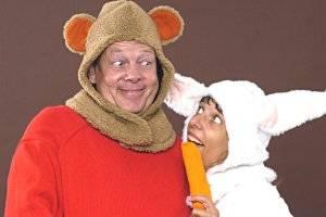 Winnie der Bär (c) Theaterlabor