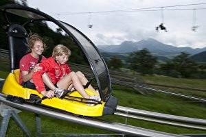 Alpine Coaster Windischgarsten, copyright: Hiwu/Hochhauser