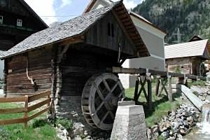 Mühlenweg Zederhaus; copyright: Heimatverein Zederhaus