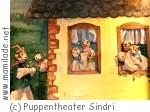 Sindri Puppentheater Wolf Geißlein