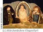 Klagenfurt Märchenbühne Frau Holle