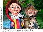 Puppentheater Sindri Medizin
