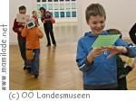 Linz Landesgalerie Traumwerkstatt Farben
