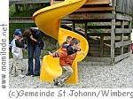 St. Johann Wimberg Kinderspielplatz