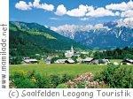 Leogang Montanlehrpfad Schwarzleo