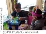 Kindergeburtstag Piepsman