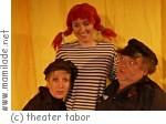 theater tabor Pippi Langstrumpf