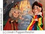 Puppentheater Sindri Zwergenkönig
