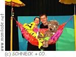 Schneck Co Post für Tiger