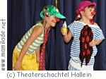 Theater aus dem Koffer Kinderzirkus