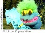 Linzer Puppentheater Drache ü