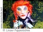 Linzer Puppentheater Hexe ü