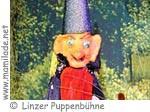 Linzer Puppentheater Zauberer ü