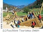 Fuschl Kinderspielplatz