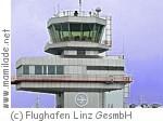 Flughafen Linz Führung