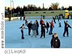Linz AG Eislaufen Schörgenhub