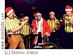 Salzburg Literaturhaus Swinging Christmas Simsa