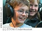 "ZOOM Kindermuseum ""Sound"""