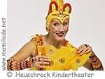 Heuschreck Kindertheater :Yayoia ü