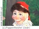 Puppentheater Sindri - Zauberei