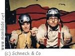 """Schneck & Co: """"In 80 Tagen um die Welt"""" ü"""
