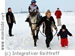 Kindergeburtstag am Reiterhof ü