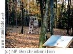 Walderlebnisweg Naturpark Geschriebenstein ü