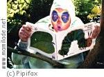 Pipifax Raupe Nimmersatt m