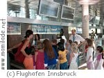 Schule: Flughafen Innsbruck
