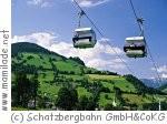 Schatzbergbahn in Auffach
