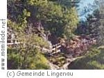 Quelltuff Naturlehrpfad in Lingenau