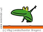Theaterfest im Vorarlberger Landestheater Bregenz