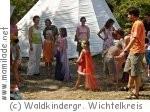Kindergeburtstag im Tipi, Schirgenwald, Gießhübl