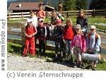 Verein Sternschnuppe in Steinach: Wipptaler Ferienexpress