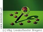 """""""Die Wanze""""  im  Vorarlberger Landestheater Bregenz"""