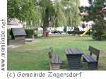 Spielplatz in der Gartengasse in  Zagersdorf