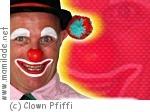 Kindergeburtstag in Tirol mit Clown Pfiffi aus Telfs