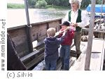 Tschaikenrundfahrt in Orth an der Donau