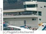 Flugplatz-Restaurant in Hohenems