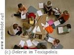 Kindergeburtstag  in der Galerie im Taxispalais in Innsbruck