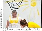 """""""Von einem anderen Stern"""" im Tiroler Landestheater Innsbruck"""