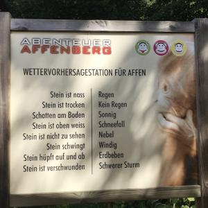 Affenberg Landskron