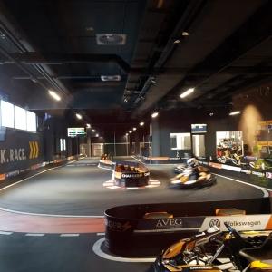 Mami-Check: Chargers-Racing Kartfahren