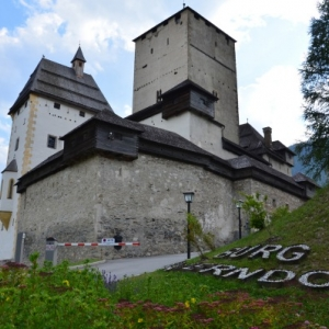 Mami-Check: Burg Mauterndorf