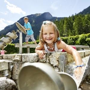 Aqua Park WasserWunderWelt Krimml