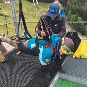 Flying Foxx XXL in Leogang